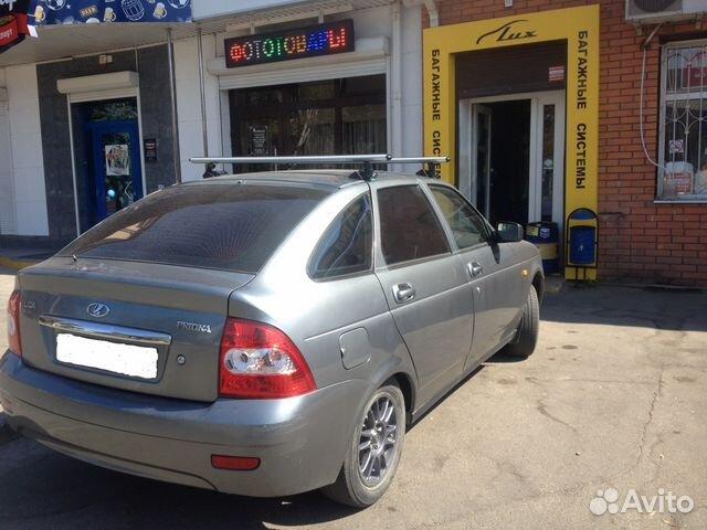 Багажник Муравей, Атлант Lada Priora аэро купить в Краснодарском ... 03e21057d09