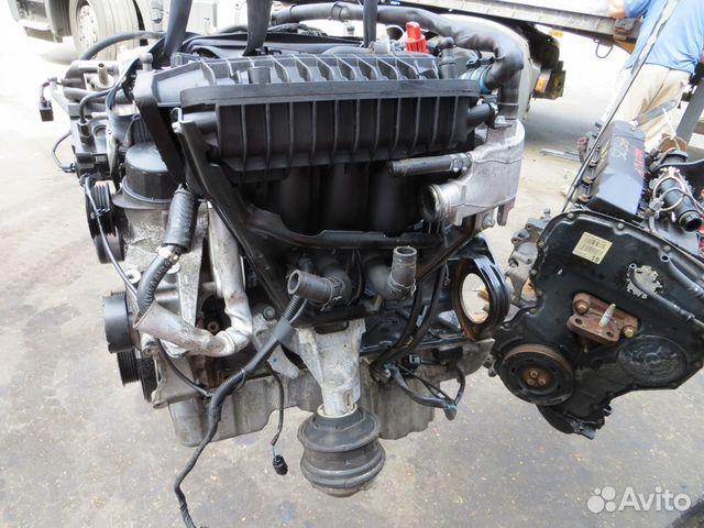 Ремонт двигателя 646 спринтер 174