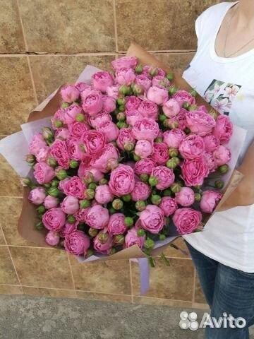 Пионовидные розы спб купить