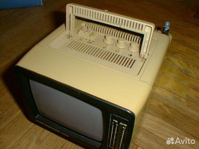 Электроника 409Д компактный