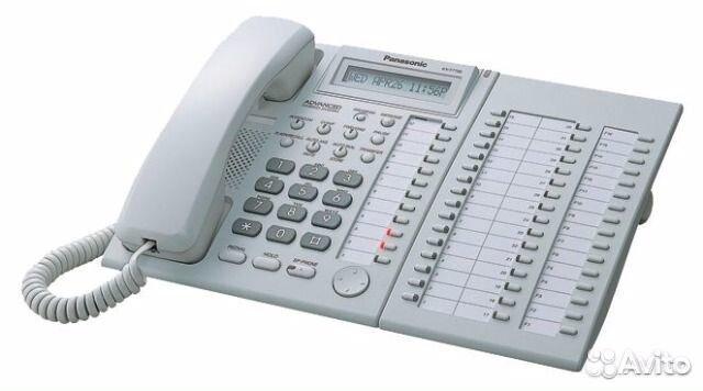 Продам консоль для телефона Panasonic kx-T7730ru
