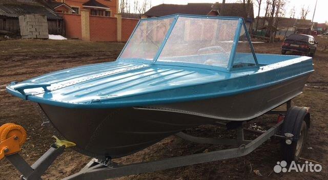 авито лодки казанка чебоксары
