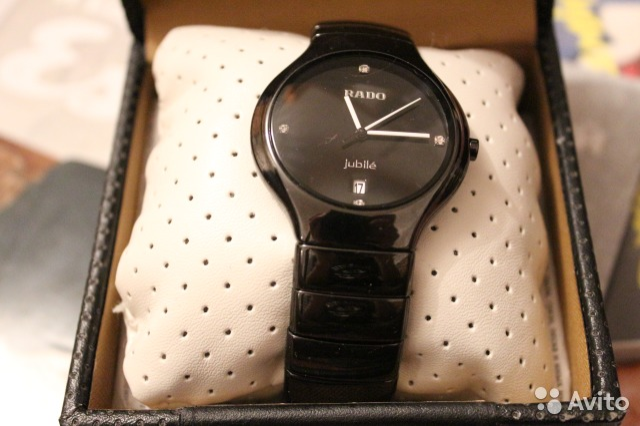 часы rado jubile swiss цена оригинал фото утверждений видных специалистов