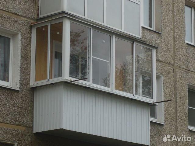 Балкон выносной под ключ купить в иркутской области на avito.