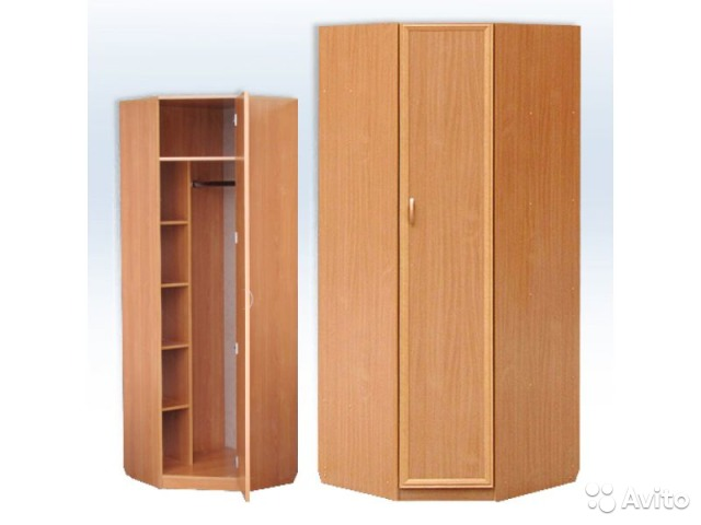 Шкаф для одежды угловой, , шкафы.