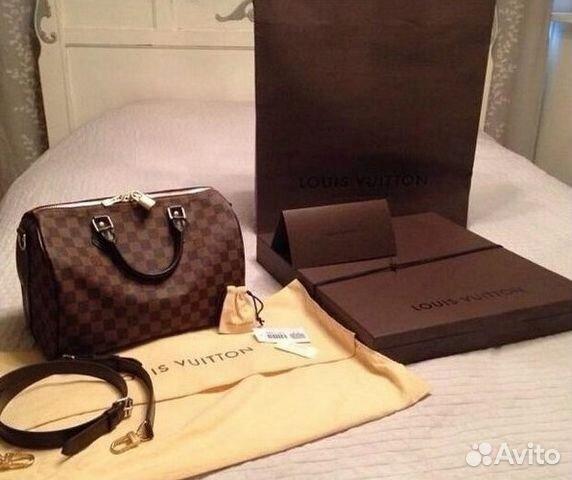 Cумки Louis Vuitton женские купить недорого в интернет