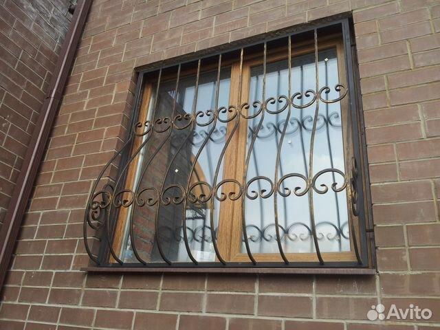 Решетки на окна в алматы недорого