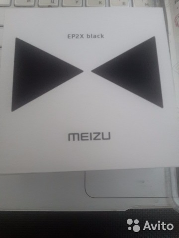 Новые запечатанные Наушники Meizu ep2x black