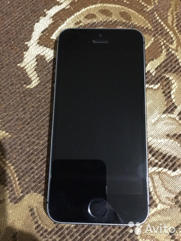 iPhone 5s 16gb— фотография №1