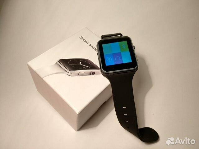 Умные Часы Smart Watch X6  09d17b4f52db2