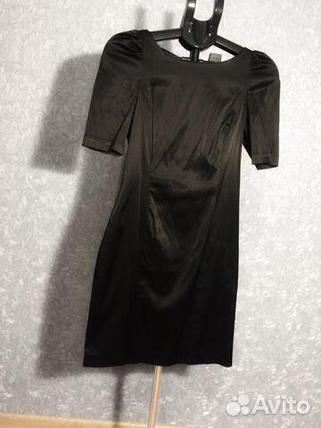 7c31af6dcfa Маленькое черное платье Oggi купить в Москве на Avito — Объявления ...