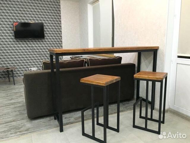 барная стойка мебель ручной работы купить в москве на