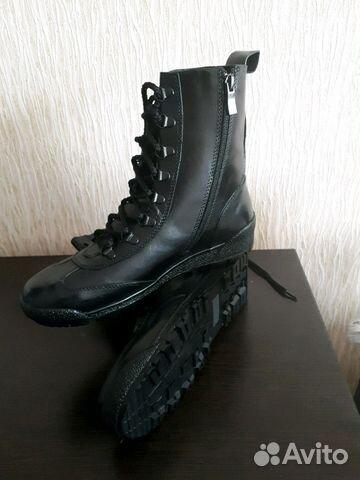 Берцы кобра ботинки купить в Ставропольском крае на Avito ... d6bde90b25d