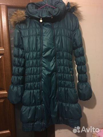 Пуховик для беременных зимняя куртка купить в Москве на Avito ... 6f46f7caf45