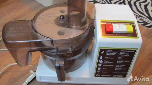 инструкция процессор энергия ркк кухонный