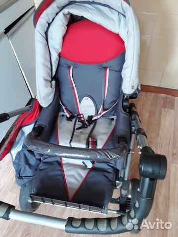 Детская коляска 89081430257 купить 2