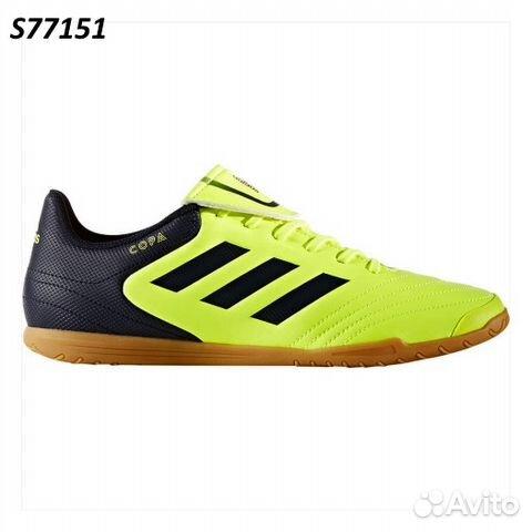 2e11684a117b Бутсы для зала футзалки adidas copa 17.4 IN S77151   Festima.Ru ...