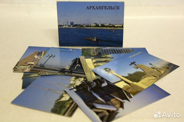 Набор открыток архангельск, для близких людей