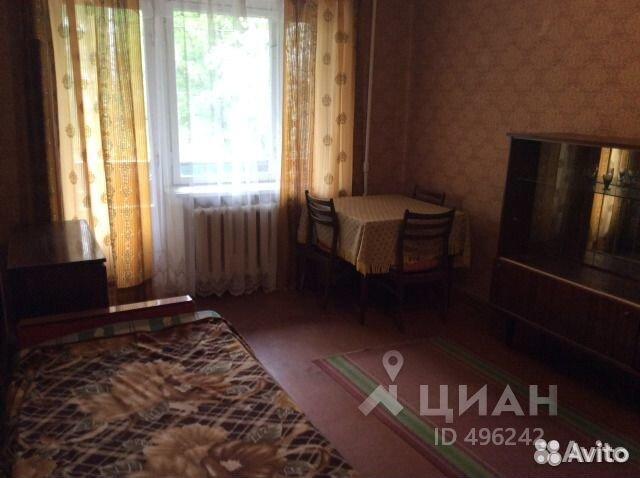 Продается однокомнатная квартира за 2 100 000 рублей. Московская область, Щёлковский район, поселок Краснознаменский.