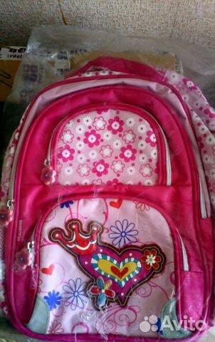 3617f5959a47 Портфель школьный, Рюкзак купить в Новосибирской области на Avito ...