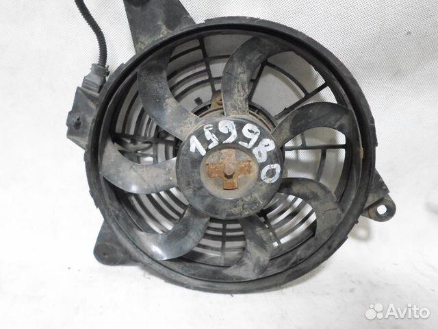 Вентилятор с мотором Kia Sportage I (1993-2006)
