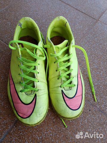 a99758be Кроссовки сороконожки Nike Mercurial купить в Калининградской ...