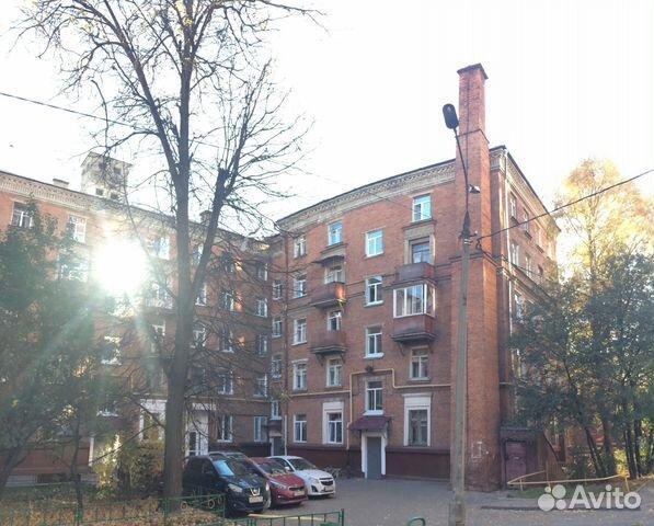 Продается трехкомнатная квартира за 6 000 000 рублей. Химки, Московская область, улица Зои Космодемьянской, 4.