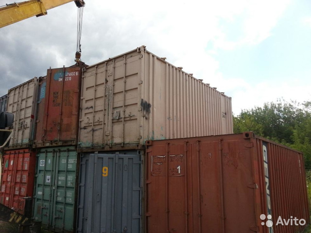 89370628016 8 shipping Containers of a 20ft