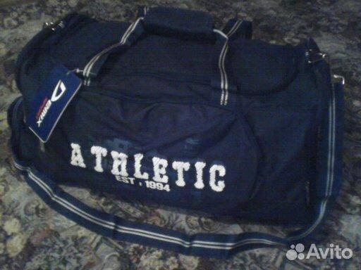 dddc74fd1e68 Спортивная сумка Demix,новая купить в Самарской области на Avito ...