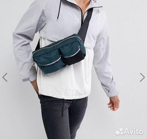 95e5df5133f2 Поясная сумка, сумка на пояс, бананка купить в Москве на Avito ...