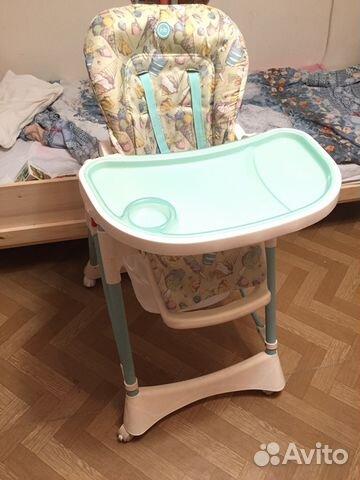 стул для кормления Happy Baby Kevin V2 купить в санкт петербурге на