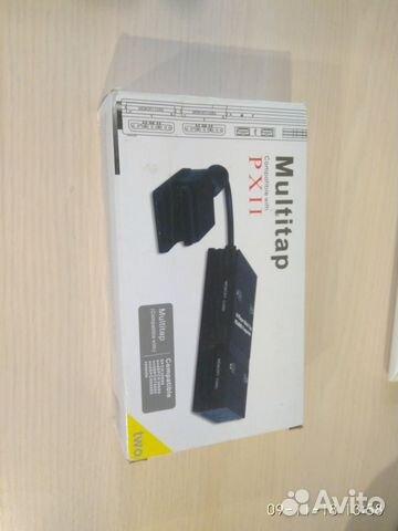 Мультитап(multitap) для Sony Playstation 2 | Festima Ru