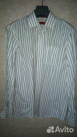 64e253a7755 Рубашка мужская офисная бренд