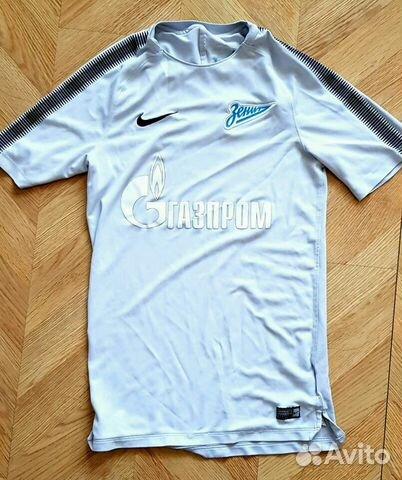 84b7c42315464 Оригинальная тренировочная футболка Nike фк Зенит | Festima.Ru ...