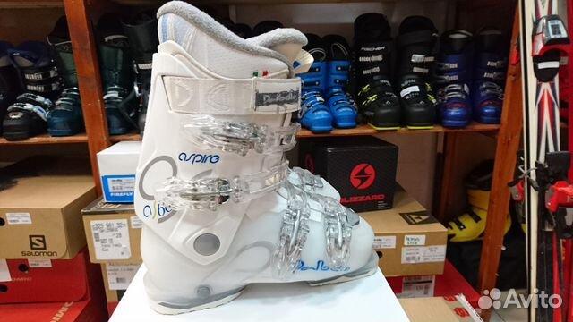 b0067a5f0c87 Ботинки горнолыжные бу в комиссионном отделе 23.0   Festima.Ru ...