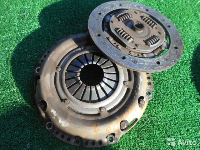 89270165946 Комплект сцепления Ford Focus 2 DA3 qqdb 2004-2008