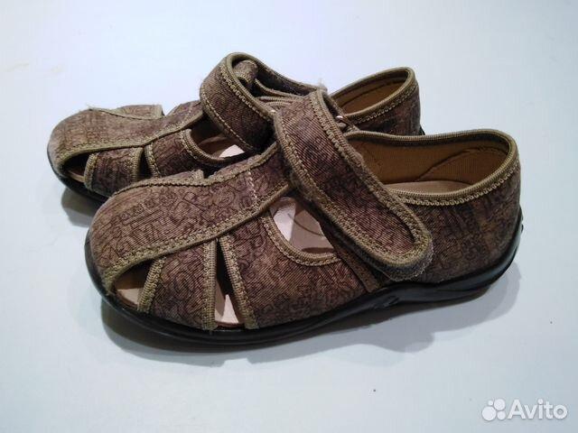 6326ec0e6 Детские сандалии Капика тканевые 27 размер - Личные вещи, Детская одежда и  обувь - Краснодарский край, Геленджик - Объявления на сайте Авито