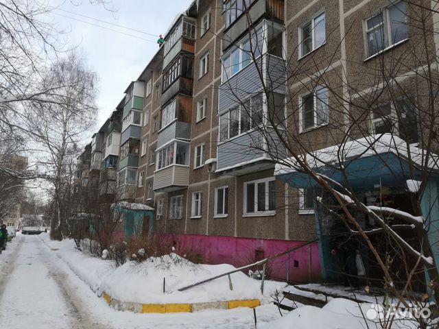 Продается двухкомнатная квартира за 3 200 000 рублей. Раменское, Московская область, Коммунистическая улица, 20.