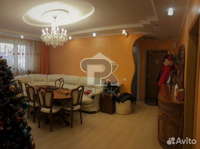 Продается четырехкомнатная квартира за 13 000 000 рублей. Москва, ул. Дубнинская, д.34.