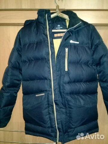 Продам зимнюю куртку для подростка 89511469014 купить 2