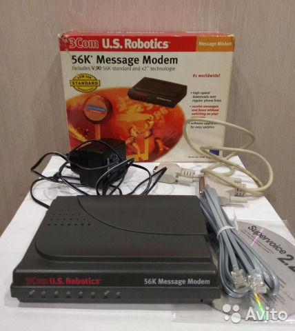 3COM U.S.ROBOTICS 56K MESSAGE MODEM DRIVER UPDATE