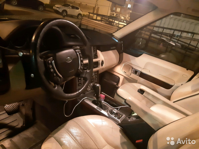 Land Rover Range Rover, 2007 89787845293 buy 5
