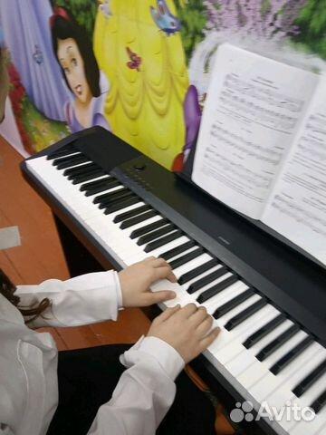 Privata pianolektioner