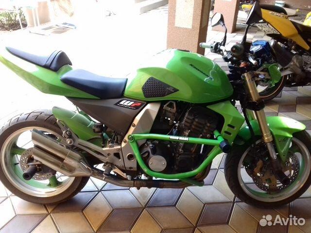 Kawasaki Z 1000 2005 г 89281621631 купить 1