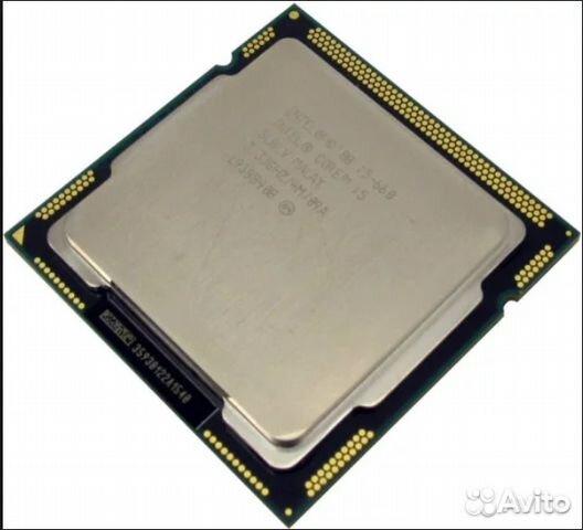 Процессор intel I5-660 купить 1