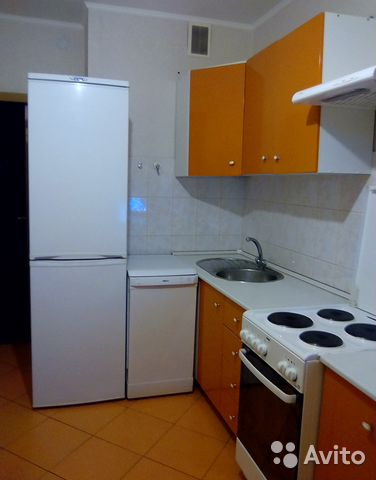 Продается однокомнатная квартира за 4 200 000 рублей. Подольск, Московская область, Ленинградская улица, 11, подъезд 2.