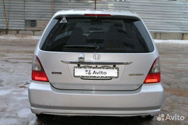 Honda Odyssey, 2002 89129333257 купить 2