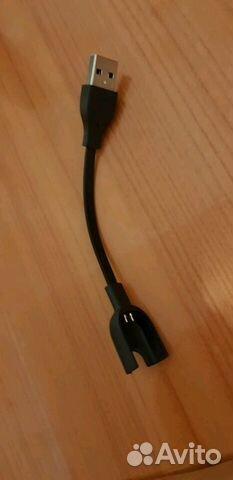 Ремешок и зарядник для фитнес браслета