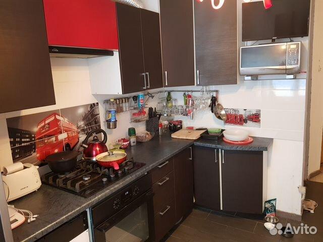 Продается трехкомнатная квартира за 3 800 000 рублей. Коломна, Московская область, улица Сапожковых, 12.