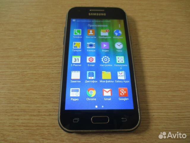 SAMSUNG Galaxy J1 SM-J100F 4G NFC